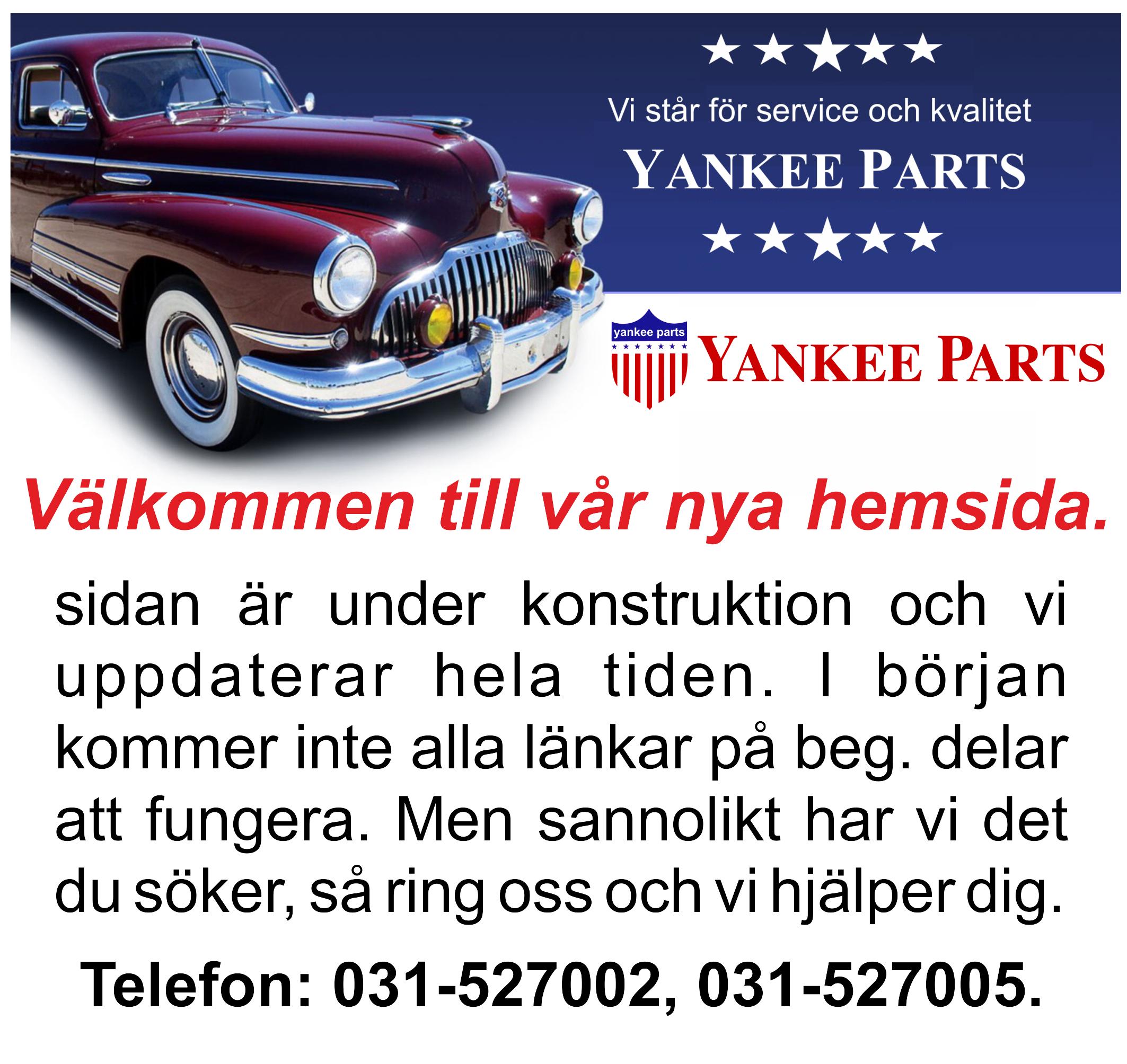 yankee parts göteborg